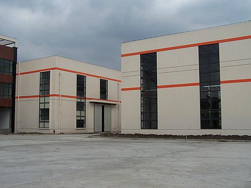 宝山区顾村工业园区富新路12000平方米单层双层标准厂房出租