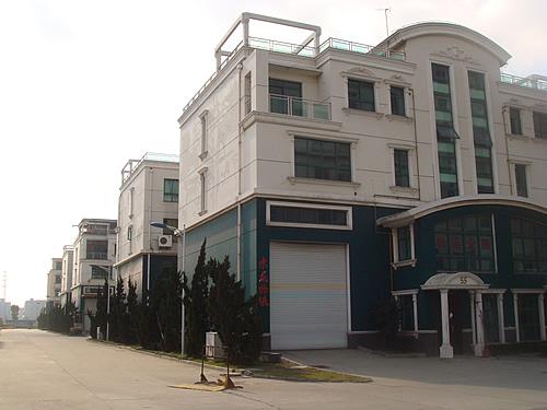 宝山区真陈路(靠近锦秋路)500平米左右小型标准厂房办公楼出租