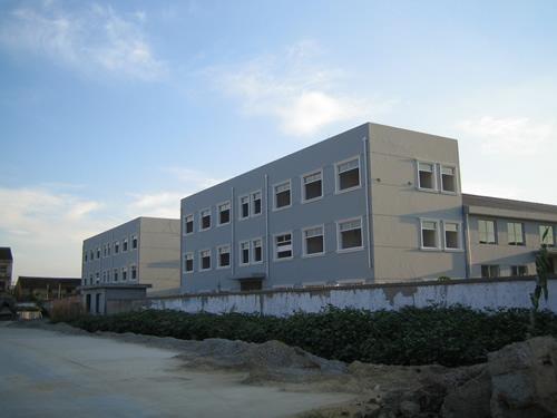 奉贤区奉城中心镇航塘4440平米两幢全新可装行车单层厂房出租