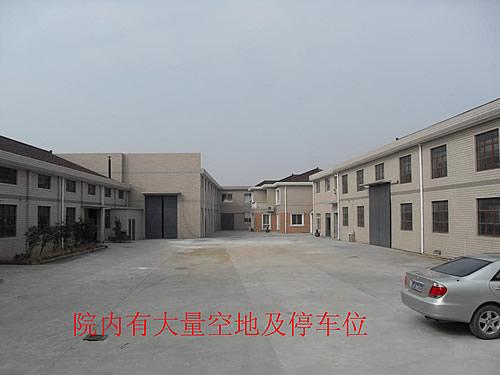 奉贤区泰日镇泰青公路独门独院3000平方单层带行车标准厂房出租