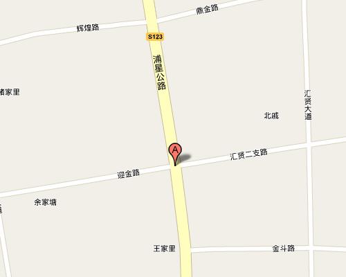 奉贤区川南奉公路旁交通便利花园式3幢共2800平方米单层标准厂房出租