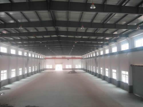 嘉定北工业开发区2600平米高标准单层厂房出租