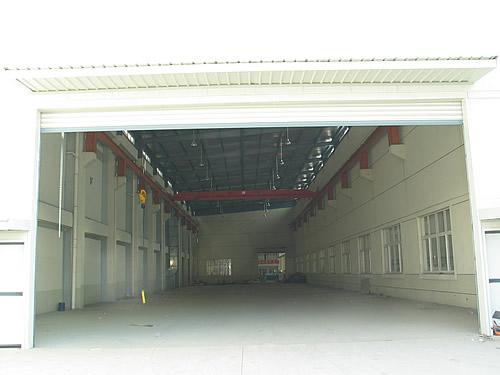 嘉定马陆宝安公路1000平米带行车单层标准厂房出租