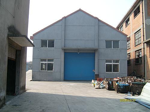 嘉定区华亭镇澄浏路2150平方米单层标准厂房出租