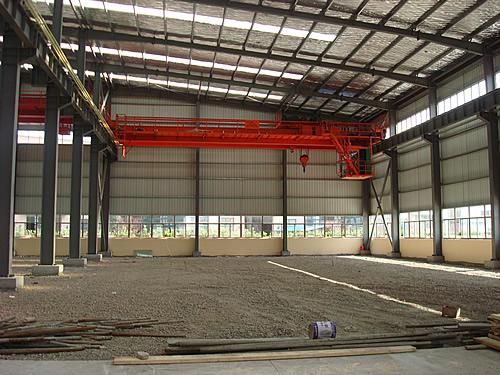 嘉定区沪太路宝钱公路3000平方米单层带行车标准厂房出租