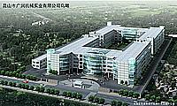 昆山市高新区昆山宝益路89号新建标准厂房、办公楼火爆招租