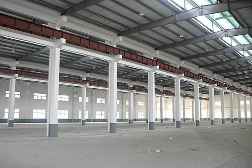 昆山市淀山湖镇工业园区1.8万平方米标准厂房出租