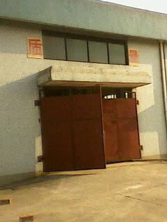 闵行区沪闵路金阳路口2000平米单层标准仓库厂房出租另有6000平米地场地