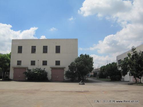 闵行区莘庄莘北路1.5万平方米重工汽车制造类标准厂房出租