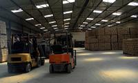 浦东新区2600平米钢结构标准厂房、5000平米土地按需定造厂房