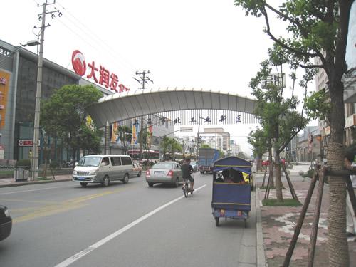 上海市区闸北区万荣一路5437平方米标准厂房出租图片
