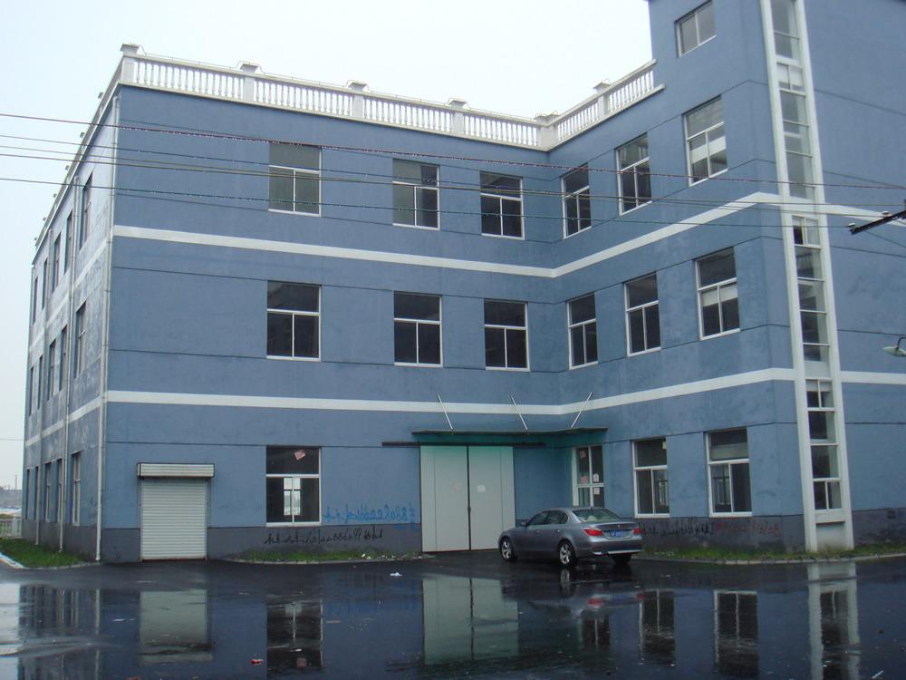 厂房外墙颜色效果图