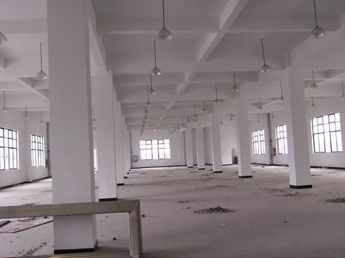 松江新桥新庙三路工业区5000平方新建标准厂房出租 可分割