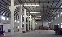 浦东南汇沪南公路3400平方米单层可装行车标准厂房出租